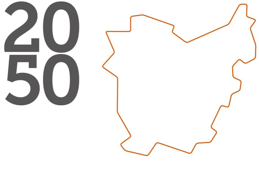 Maak ruimte voor Oost-Vlaanderen 2050