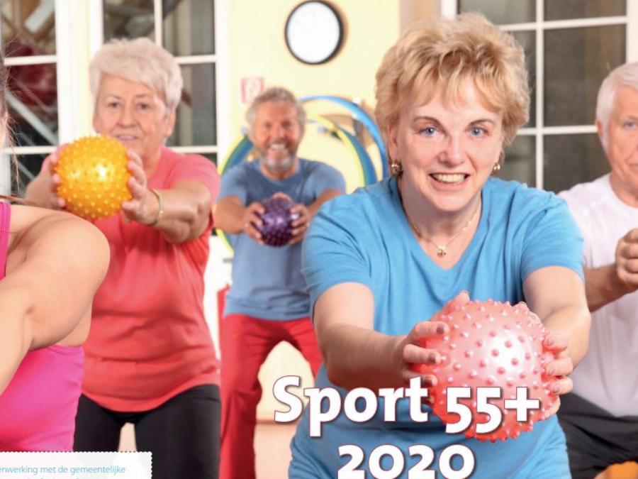 Sport 55+ terug opgestart