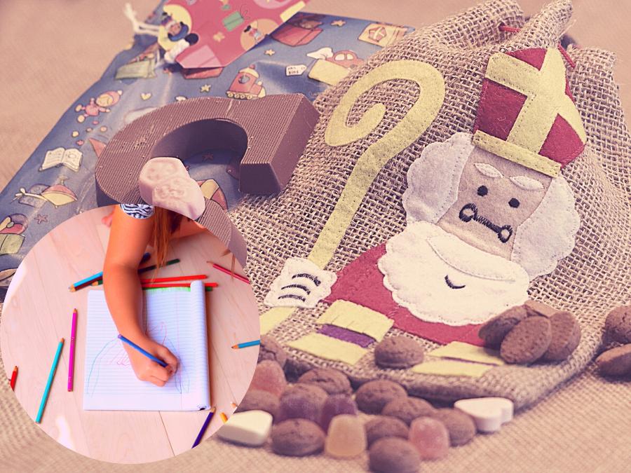 Sinterklaas : klik hier voor kleurplaten en inschrijvingen